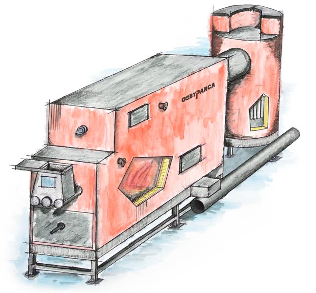 Preheat furnace