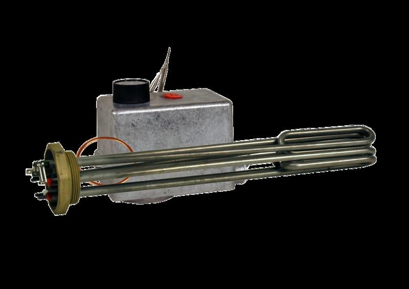CTC Elpatron 3 kW med styrbox