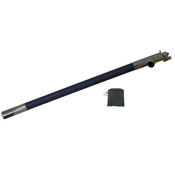 CTC Flexskruv Pellets 2.0 m inkl. motor